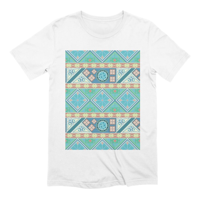 Pysanky Men's Extra Soft T-Shirt by Svaeth's Artist Shop