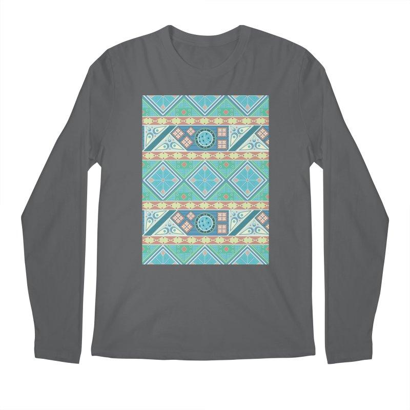 Pysanky Men's Longsleeve T-Shirt by Svaeth's Artist Shop