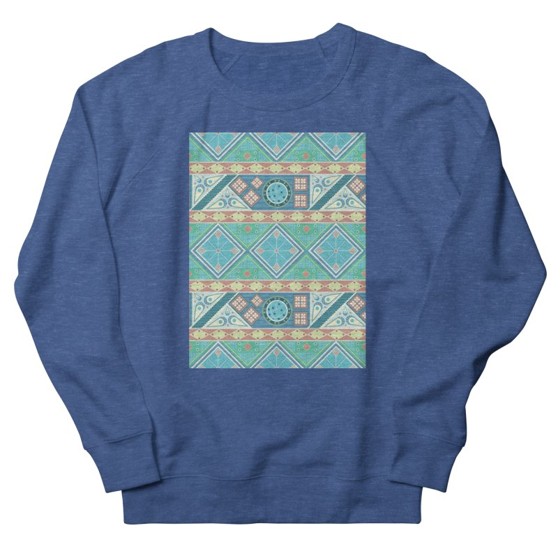 Pysanky Men's Sweatshirt by Svaeth's Artist Shop