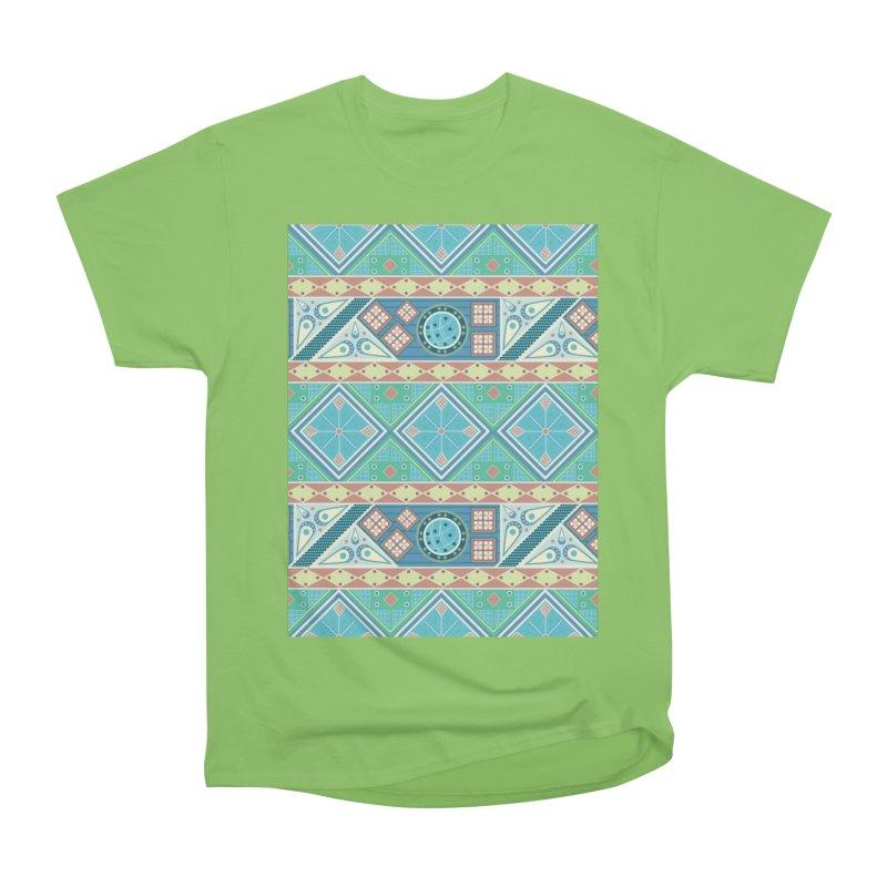 Pysanky Women's Heavyweight Unisex T-Shirt by Svaeth's Artist Shop
