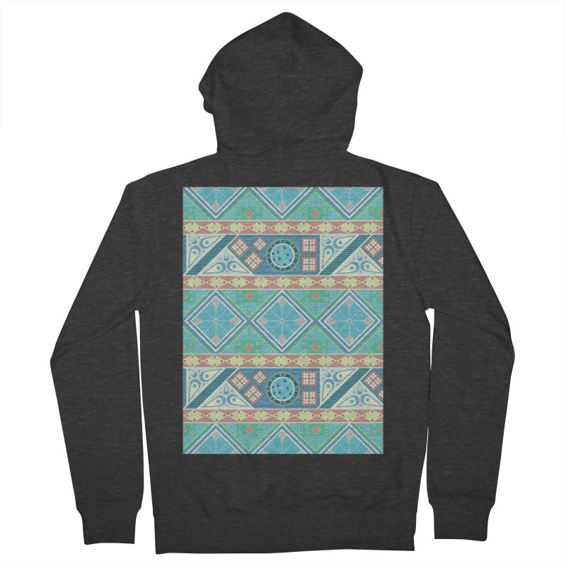 Pysanky Women's Zip-Up Hoody by Svaeth's Artist Shop