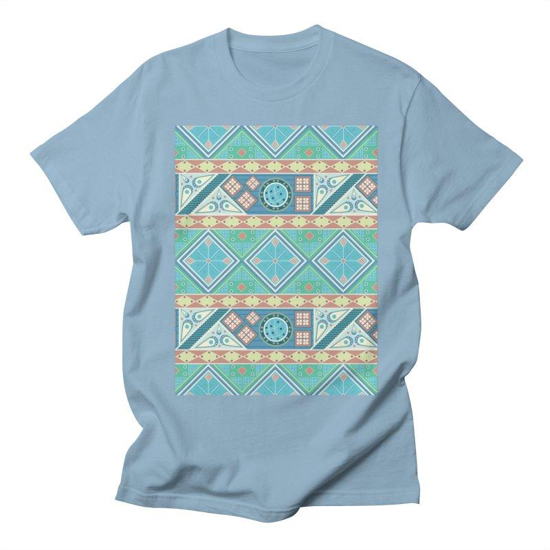 Pysanky Women's Regular Unisex T-Shirt by Svaeth's Artist Shop