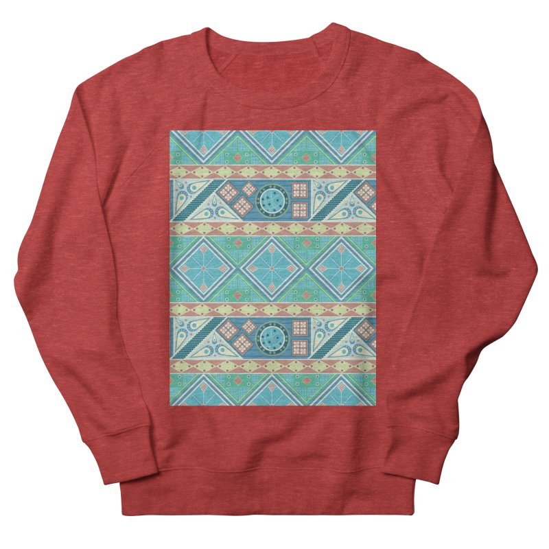 Pysanky Men's Sweatshirt by Svaeth's Artist Shop