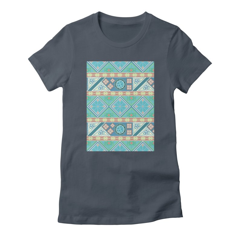 Pysanky Women's T-Shirt by Svaeth's Artist Shop