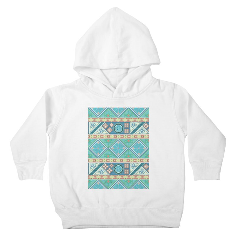 Pysanky Kids Toddler Pullover Hoody by Svaeth's Artist Shop