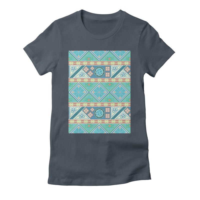 Pysanky Women's T-Shirt by Svaeth's Artist Shop