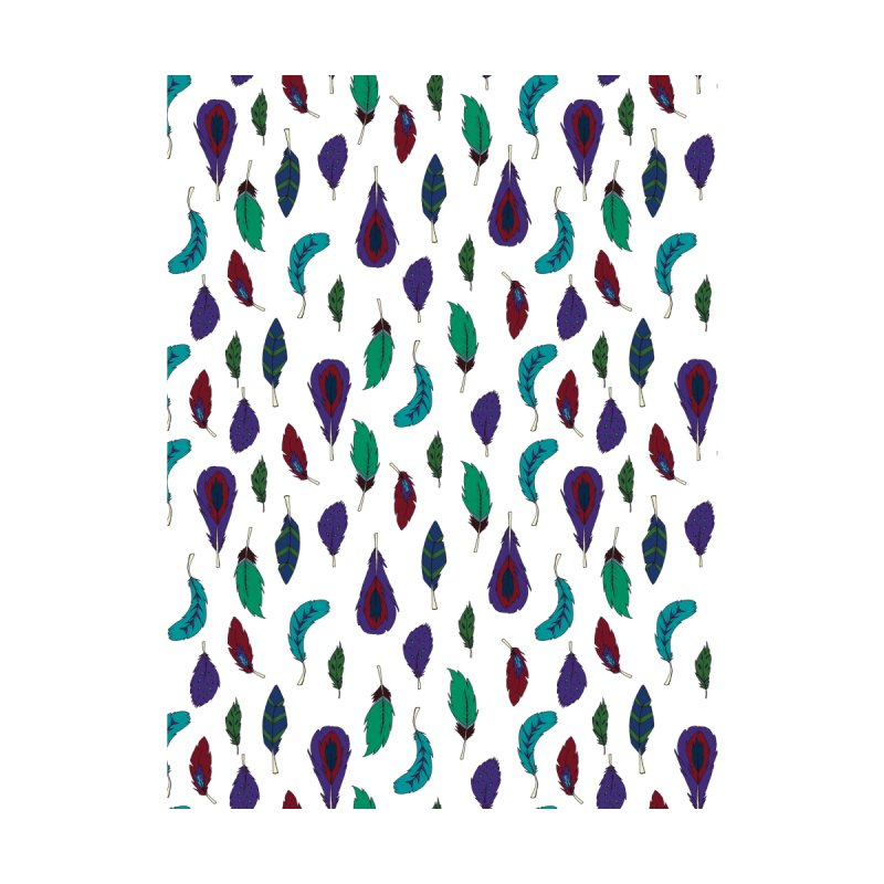 Vibrant Feathers Accessories Notebook by Svaeth's Artist Shop