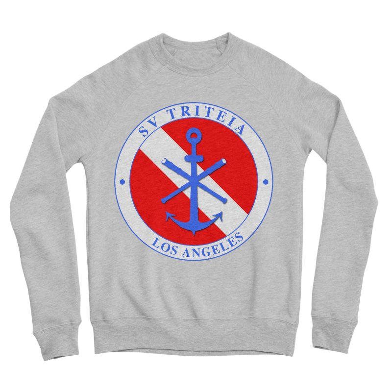 SV TRITEIA DIVE TEAM Men's Sponge Fleece Sweatshirt by Sailor James