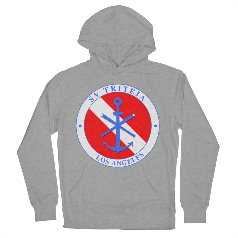 SV TRITEIA DIVE TEAM Men's French Terry Pullover Hoody by Sailor James