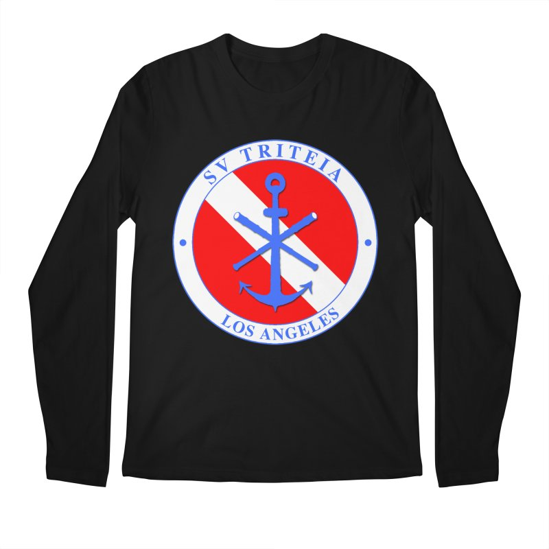 SV TRITEIA DIVE TEAM Men's Regular Longsleeve T-Shirt by Sailor James