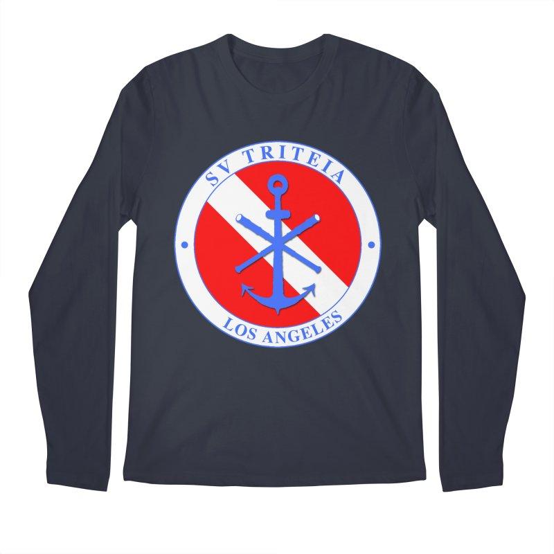 SV TRITEIA DIVE TEAM Men's Regular Longsleeve T-Shirt by Sailor James