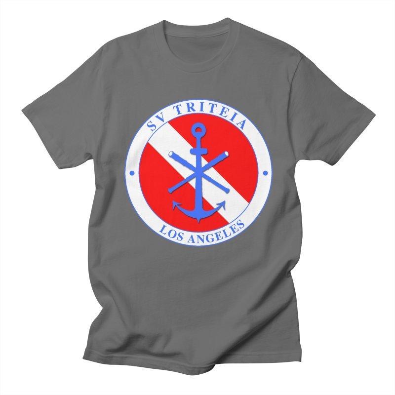 SV TRITEIA DIVE TEAM Men's Regular T-Shirt by Sailor James