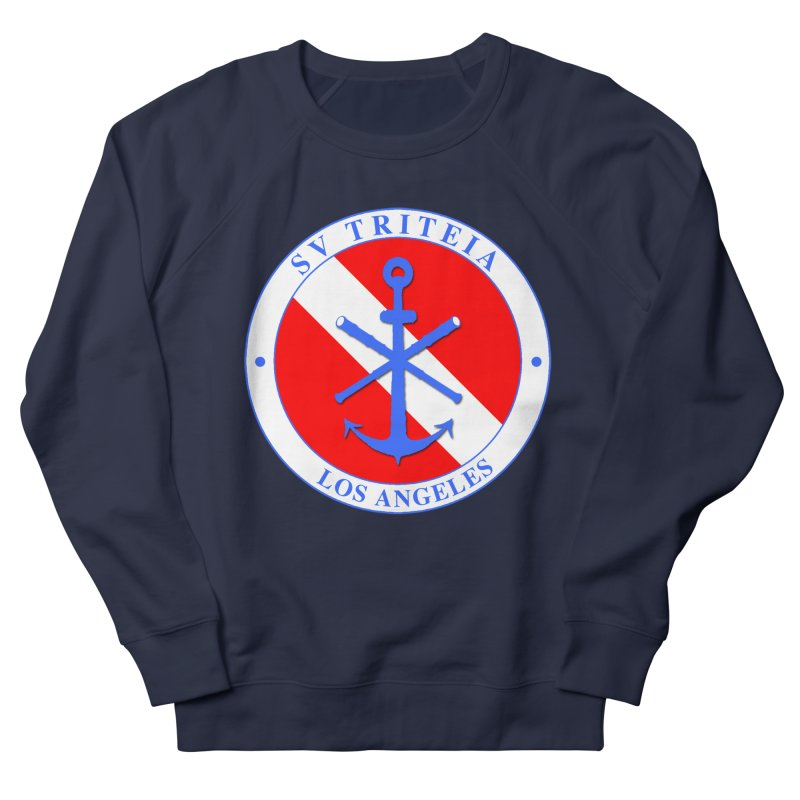 SV TRITEIA DIVE TEAM Women's French Terry Sweatshirt by Sailor James