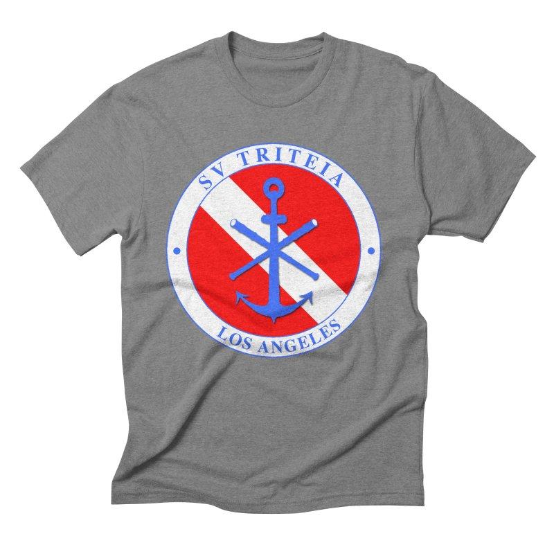 SV TRITEIA DIVE TEAM Men's Triblend T-Shirt by Sailor James