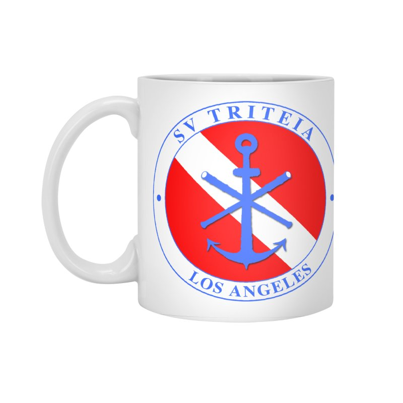 SV TRITEIA DIVE TEAM Accessories Standard Mug by Sailor James