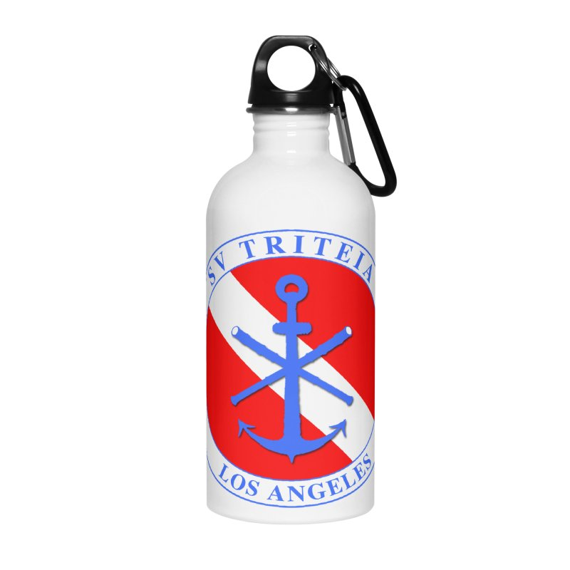 SV TRITEIA DIVE TEAM Accessories Water Bottle by Sailor James