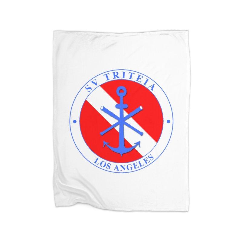 SV TRITEIA DIVE TEAM Home Fleece Blanket Blanket by Sailor James