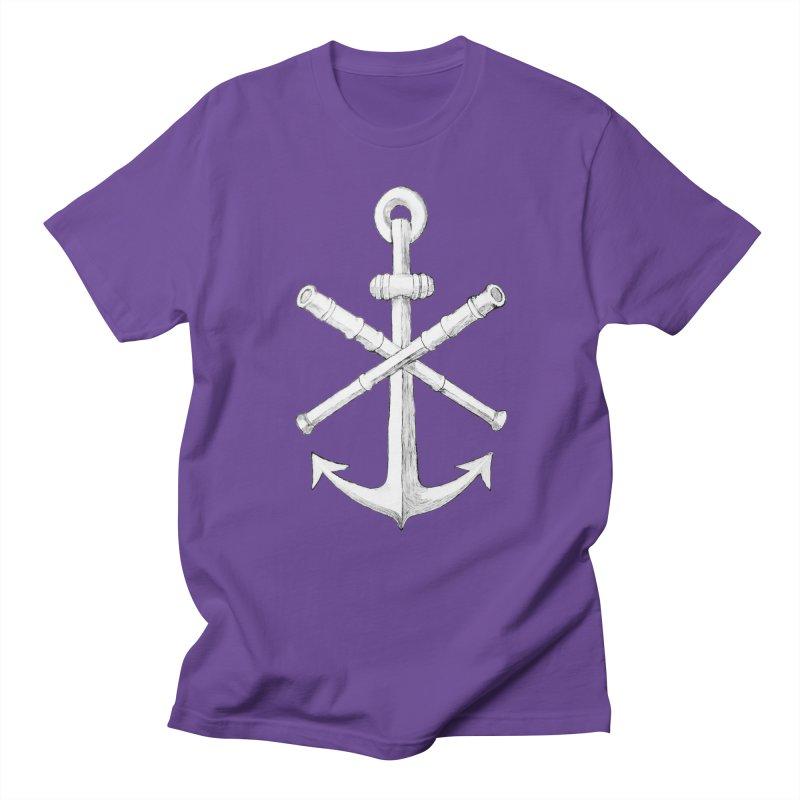 ALL WAYS BUT STILL Oversized Logo - Drawing Women's Regular Unisex T-Shirt by Sailor James