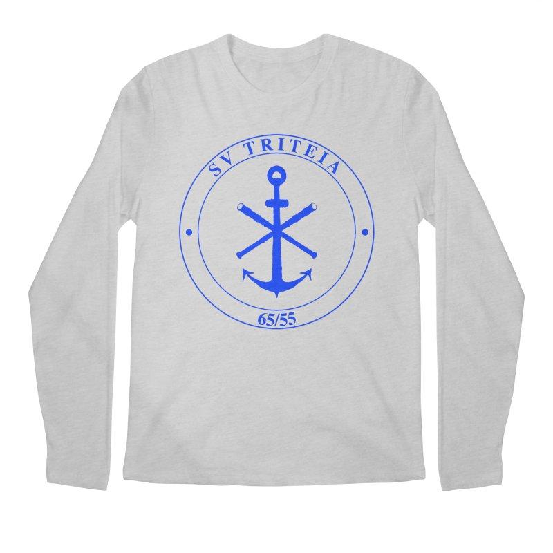 Sailing Vessel Triteia - AWBS logo Men's Regular Longsleeve T-Shirt by Sailor James