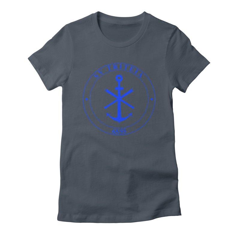 Sailing Vessel Triteia - AWBS logo Women's T-Shirt by Sailor James
