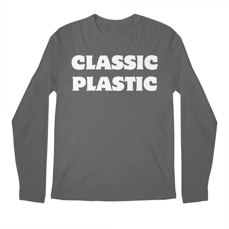 Classic Plastic, for all of us Vintage Boat Lovers Men's Longsleeve T-Shirt by Sailor James