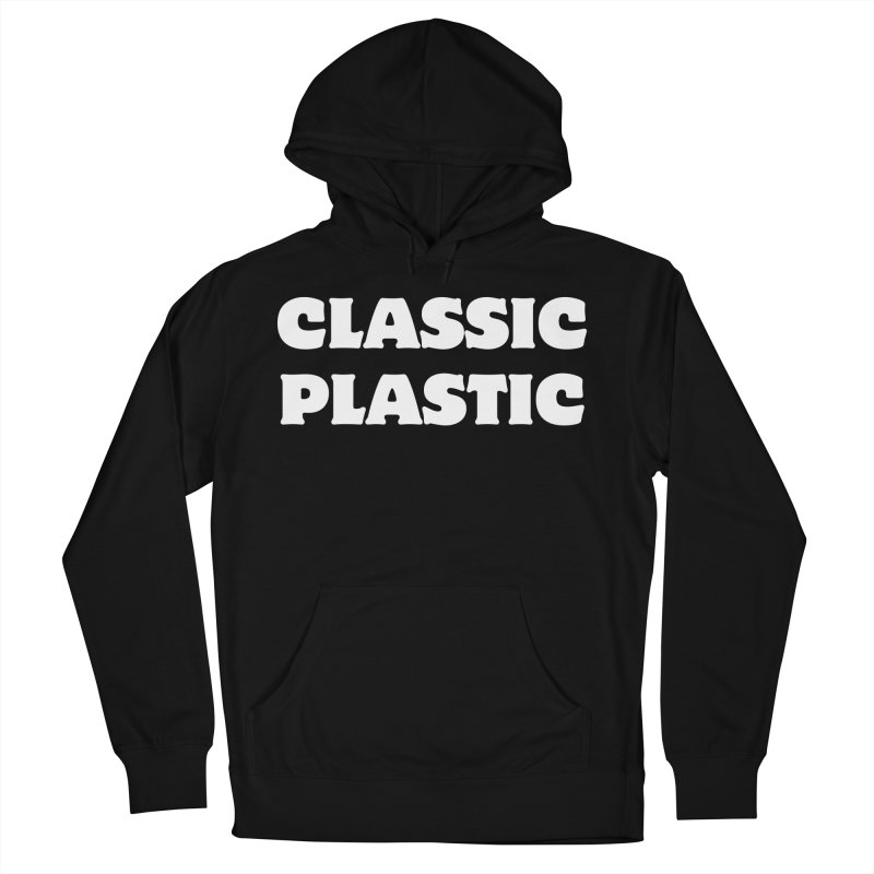 Classic Plastic, for all of us Vintage Boat Lovers Women's French Terry Pullover Hoody by Sailor James