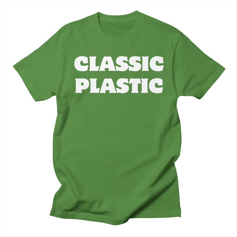 Classic Plastic, for all of us Vintage Boat Lovers Men's Regular T-Shirt by Sailor James