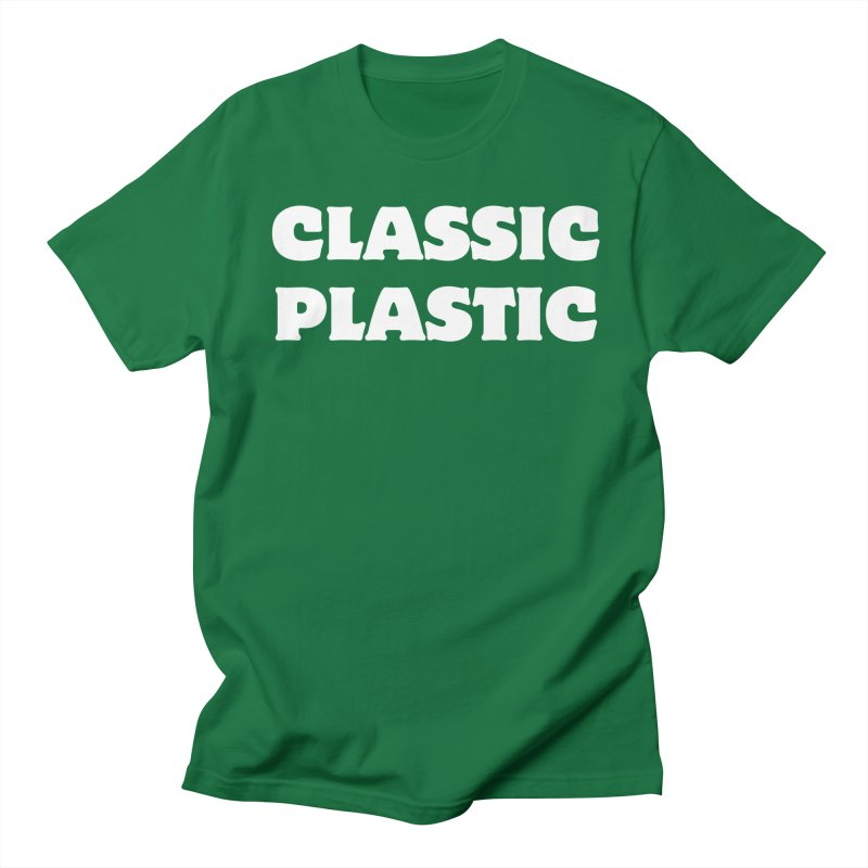Classic Plastic, for all of us Vintage Boat Lovers Men's T-Shirt by Sailor James