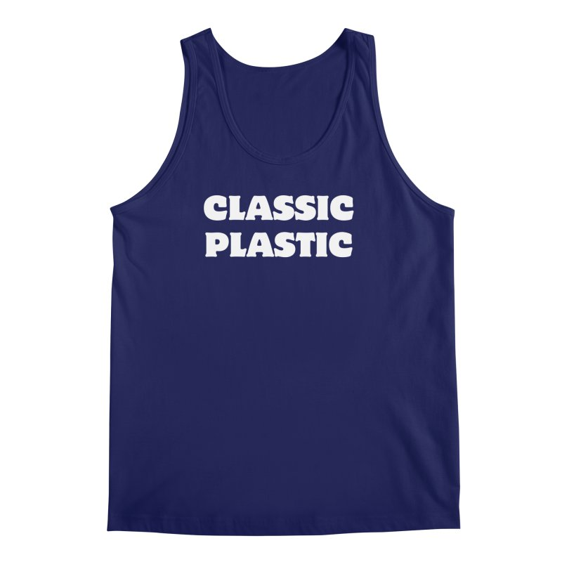 Classic Plastic, for all of us Vintage Boat Lovers Men's Regular Tank by Sailor James