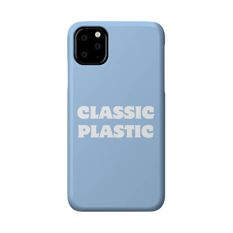 Classic Plastic, for all of us Vintage Boat Lovers Accessories Phone Case by Sailor James