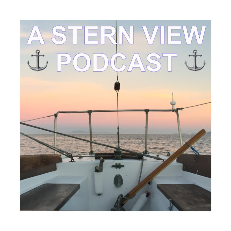 A STERN VIEW PODCAST Women's T-Shirt by Sailor James