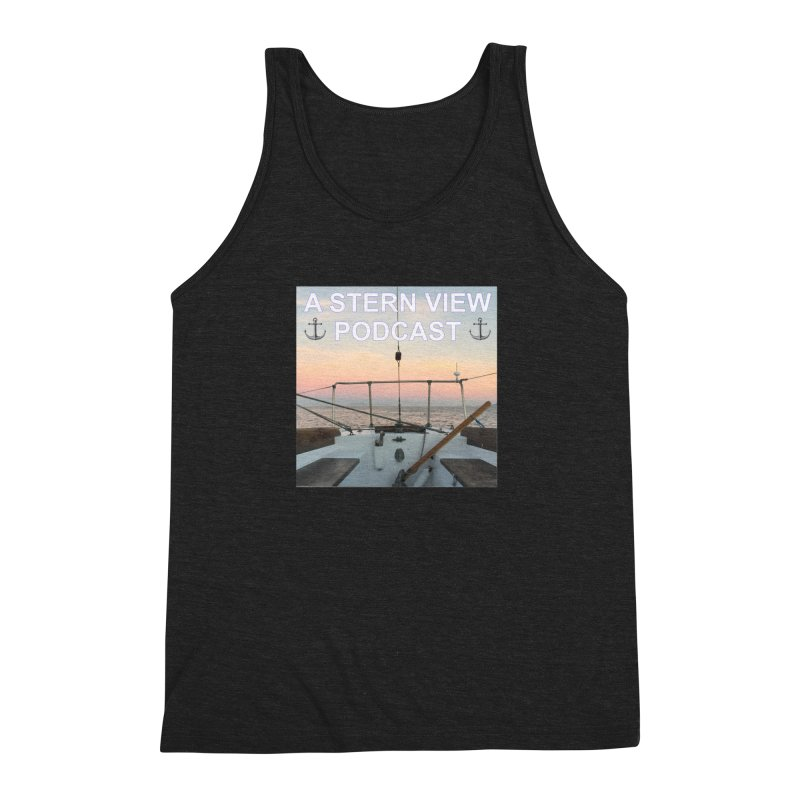 A STERN VIEW PODCAST Men's Tank by Sailor James