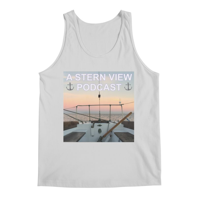 A STERN VIEW PODCAST Men's Regular Tank by Sailor James