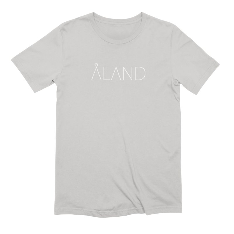 Åland in Men's Extra Soft T-Shirt Stone by Sailor James