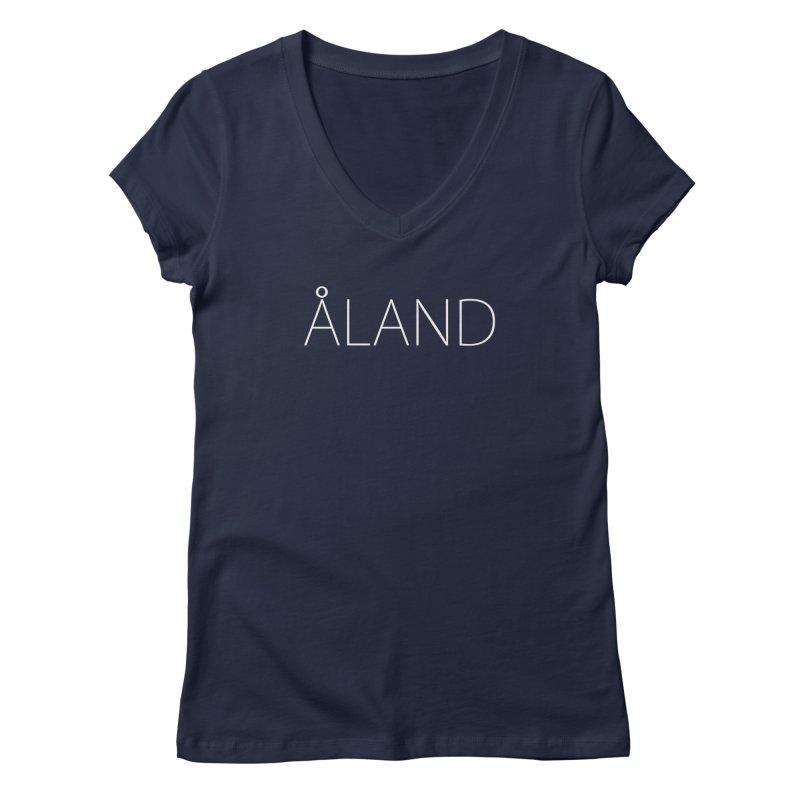 Åland Women's Regular V-Neck by Sailor James