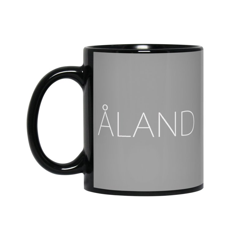 Åland Accessories Standard Mug by Sailor James