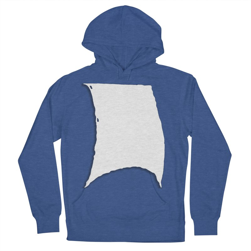Running Before the Wind Women's French Terry Pullover Hoody by Sailor James