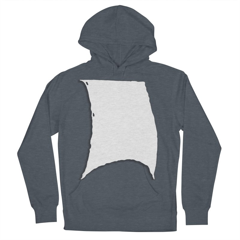 Running Before the Wind Men's French Terry Pullover Hoody by Sailor James