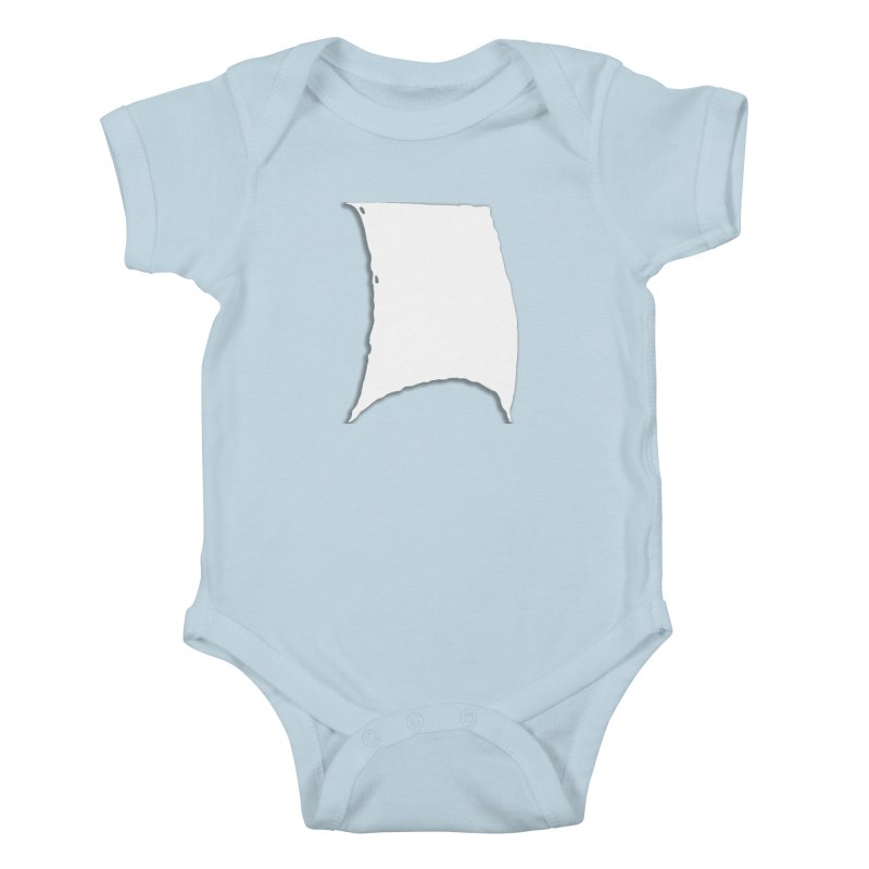Running Before the Wind Kids Baby Bodysuit by Sailor James