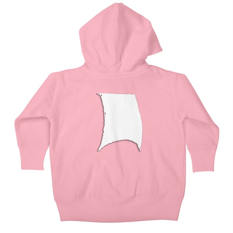Running Before the Wind Kids Baby Zip-Up Hoody by Sailor James