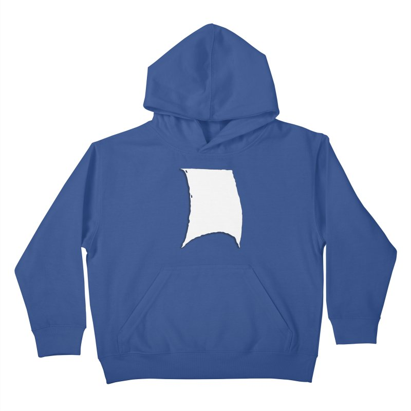 Running Before the Wind Kids Pullover Hoody by Sailor James