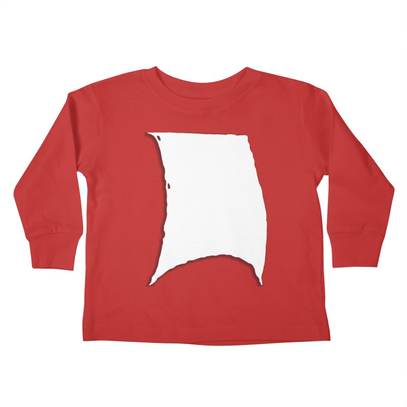 Running Before the Wind Kids Toddler Longsleeve T-Shirt by Sailor James
