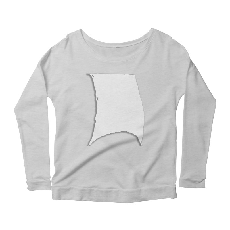 Running Before the Wind Women's Scoop Neck Longsleeve T-Shirt by Sailor James