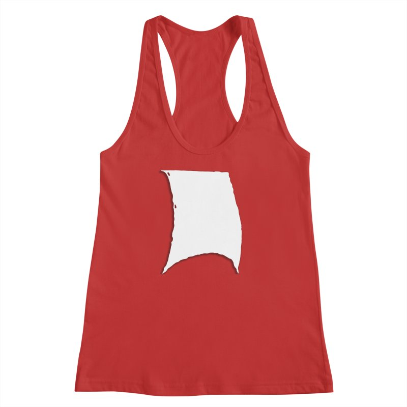 Running Before the Wind Women's Racerback Tank by Sailor James