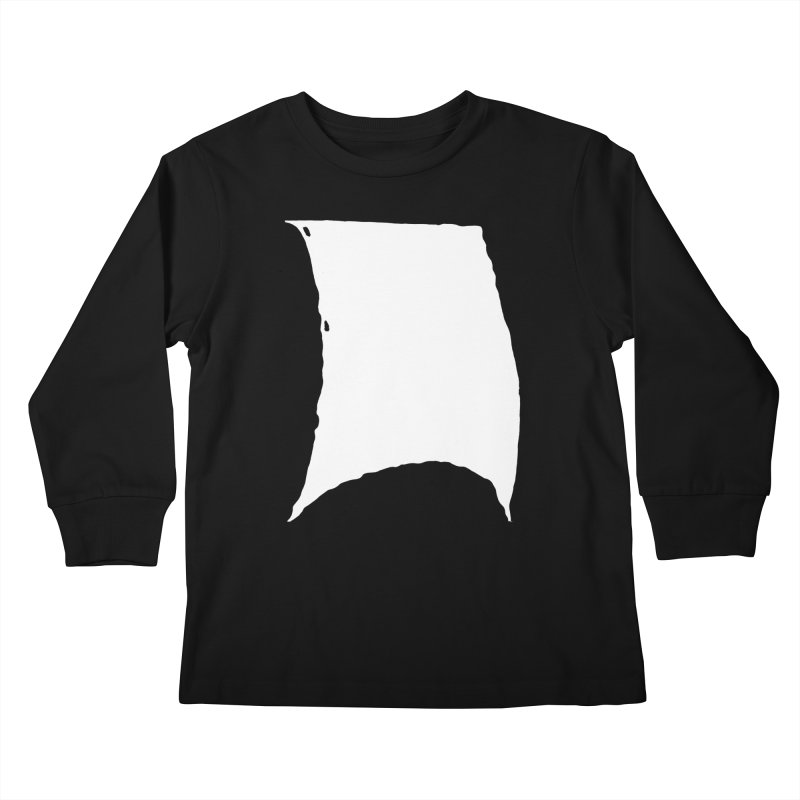 Running Before the Wind Kids Longsleeve T-Shirt by Sailor James