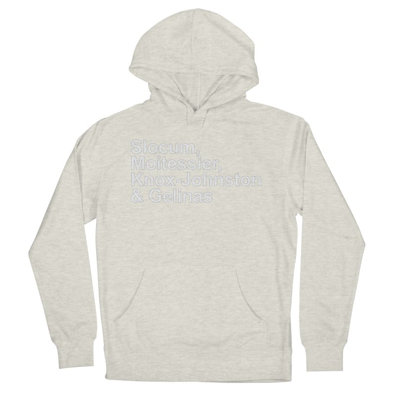 Single-Handers Men's French Terry Pullover Hoody by Sailor James