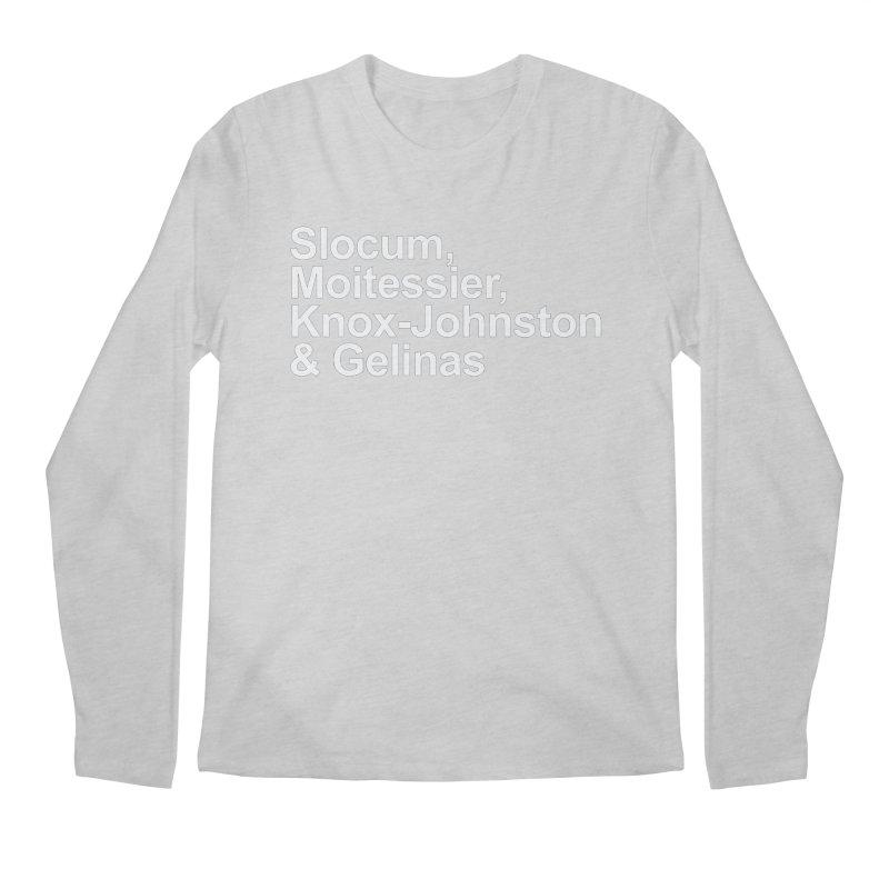 Single-Handers Men's Regular Longsleeve T-Shirt by Sailor James
