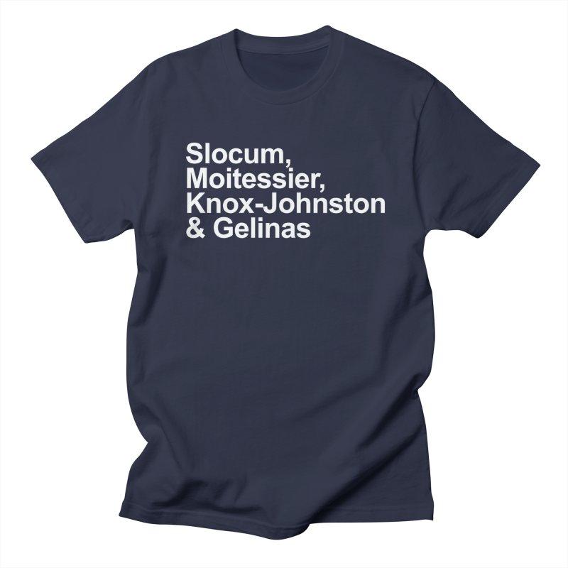 Single-Handers Men's Regular T-Shirt by Sailor James