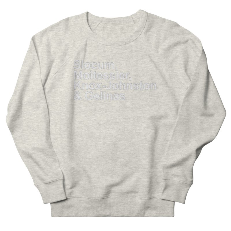 Single-Handers Men's French Terry Sweatshirt by Sailor James