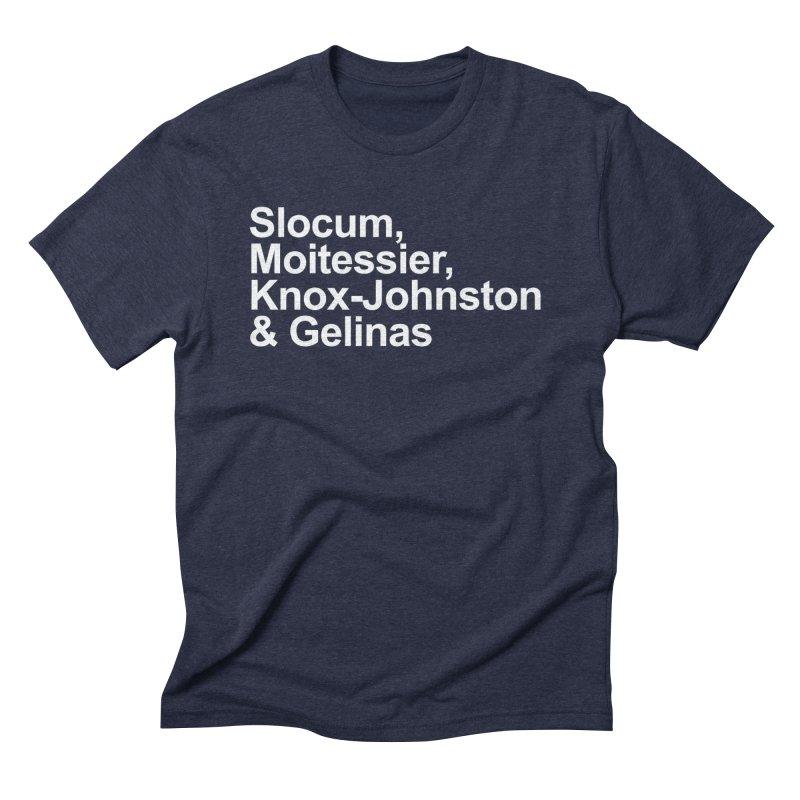 Single-Handers Men's Triblend T-Shirt by Sailor James